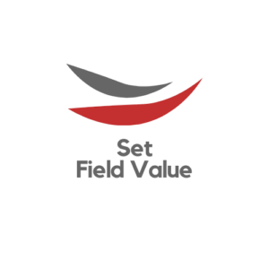 Visionary Rules: Set Field Value