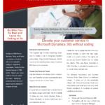 Brochure for Visionary Rules: Renewal Anniversary